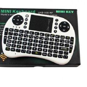Bàn phím kiêm chuột không dây ukb-500 UKB500 CÓ LED giá sỉ
