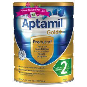 Sữa aptamil gold số 2 giá sỉ