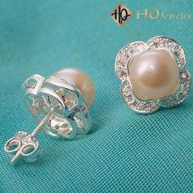 Bộ trang sức ngọc trai nguyệt uyểnset170-pearl giá sỉ