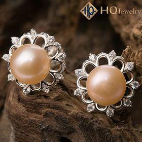 Bộ trang sức ngọc trai hoàng xuânset169-pearl giá sỉ