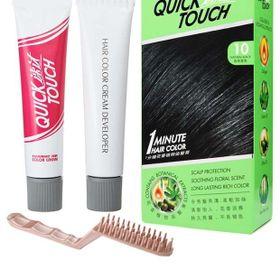 Thuốc nhuộm tóc phủ bạc quick touch