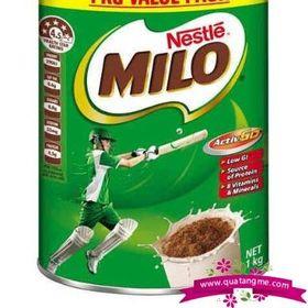 Milo chocolate malt 1kg australia - sữa milo 1kg úc giá sỉ