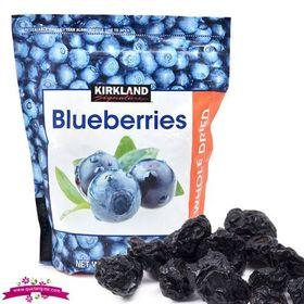 Quả việt quất khô - blueberries kirkland 567g giá sỉ
