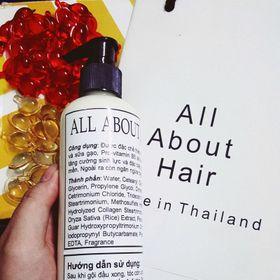 ủ tóc All About Hair