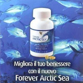 Viên dầu cá Forever Arctic-Sea giá sỉ