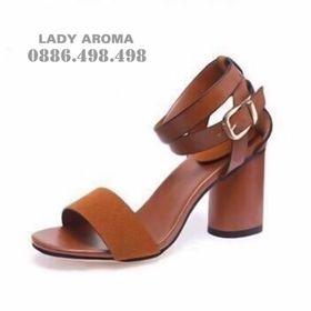 Giày cao gót sandal LADY AROMA-CG68