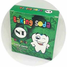 Baking Soda Tẩy Trắng Răng