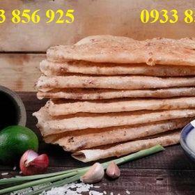 Bánh tráng mắm ruốc Dalat