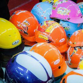 Nón bảo hiểm trẻ em Asia