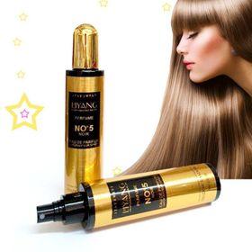 Xịt dưỡng tóc suôn mượt Liyang 220ml giá sỉ