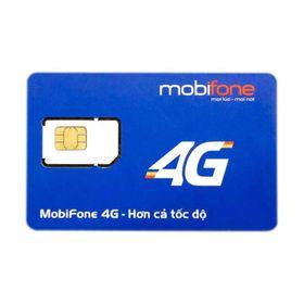 Sim 4G Mobifone 120GB