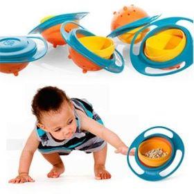 Universal Gyro boul - Bát ăn xoay 360 độ cho bé