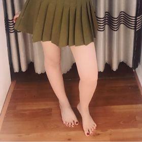 chân váy xếp li sỉ 55 vnd