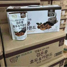 Sữa Óc chó Hạnh nhân Đậu đen Hàn Quốc giá sỉ