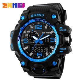 Đồng hồ SK 1155 Xanh