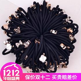 Dây Buộc Tóc Hàn Quốc Gói 10 dây