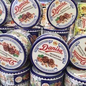 Bánh Danisa socola hạt điều giá sỉ