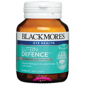 Blackmores eye health lutein defence 60 tablets - Giải pháp hỗ trợ điều trị cận thị cho mắt giá sỉ