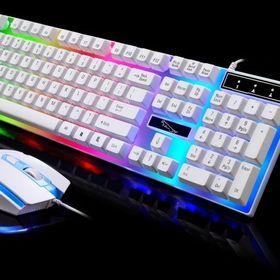 Combo bộ bàn phím G21 và chuột Wired Backlit giá sỉ