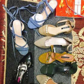 giầy cao gót
