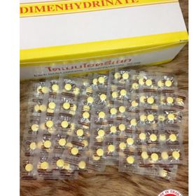 Thuốc chống say xe Thái Lan giá sỉ