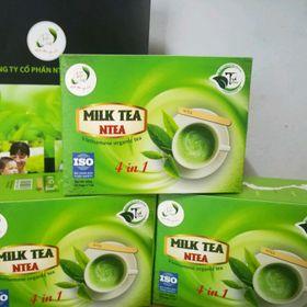 trà sữa ntea 4in1