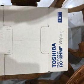 Nồi cơm điện tử Toshiba RC MNF 10 1 lít hãng phân phối chính thức