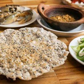 Bánh Đa Vừng Đen đặc sản Đô Lương 3000đ/cái giá sỉ
