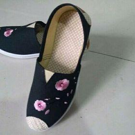 Giày slip on nữ / giày mọi / giày lười