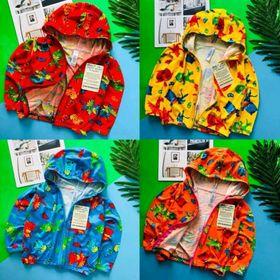 áo khoác chống nắng cho bé