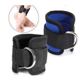 Dây quấn cổ chân hỗ trợ tập cơ mông chân đùi