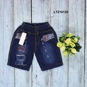 Quần lửng jean trai giá sỉ
