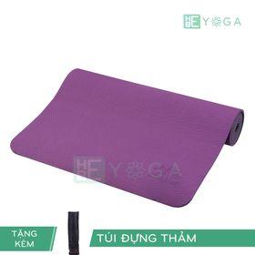 Thảm Tập Yoga Zera 8mm 1 lớp giá sỉ