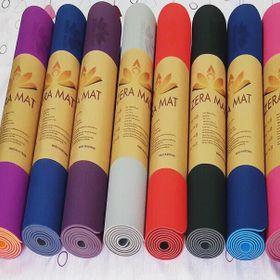 Thảm Yoga Zera Mat 8mm 2 Lớp giá sỉ