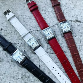 Đồng hồ nữ dây da mặt vuông SKMEI giá sỉ