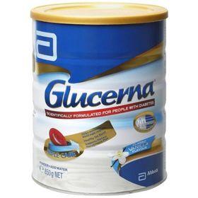 Sữa Cho Người Tiểu Đường Glucerna 850g Của Úc giá sỉ