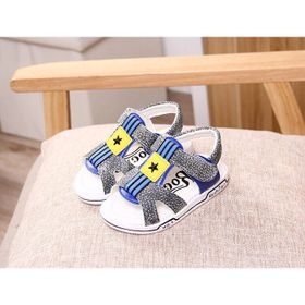 Sandal sao cực chất cho bé trai