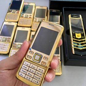 Nokia 6300 vàng