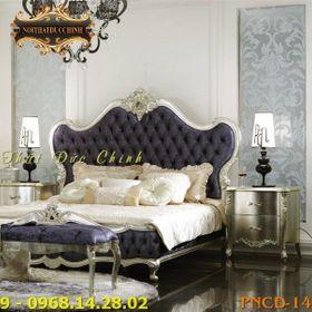 Giường ngủ cổ điển giá rẻ tại Bình Dương - Mua giường ngủ tân cổ điển đẹp ở TPHCM giá sỉ