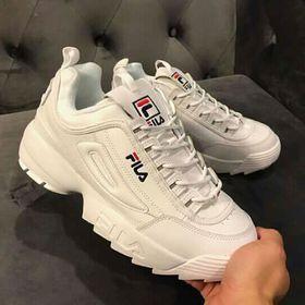 giày FILA trắng REP