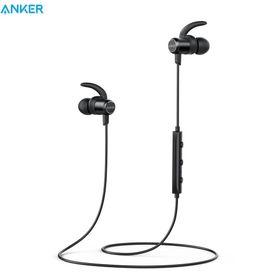 Tai nghe Bluetooth Anker Slim SoundBuds Black Màu đen - Đen giá sỉ