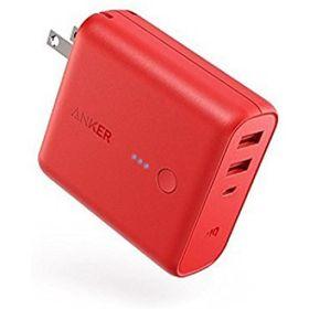 Cóc sạc kiêm pin dự phòng PowerCore Fusion 5000 A1621011 màu đỏ - Đỏ rượu vang giá sỉ