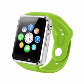 Đồng hồ tích hợp gọi điện nghe nhạc INWATCH A1 qua sim độc lập - Xanh lá nhạt giá sỉ
