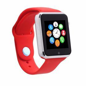 Đồng hồ tích hợp gọi điện nghe nhạc INWATCH A1 qua sim độc lập - Đỏ ớt giá sỉ