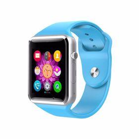 Đồng hồ tích hợp gọi điện nghe nhạc INWATCH A1 qua sim độc lập - Xanh Aqua giá sỉ