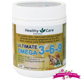 Healthy Care Ultimate 369 - Hỗ trợ các chứng mãn kinh giá sỉ