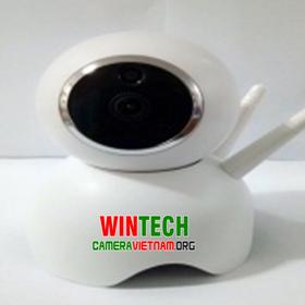 Camera ip wifi WinTech QC7 độ phân giải 13MP giá sỉ