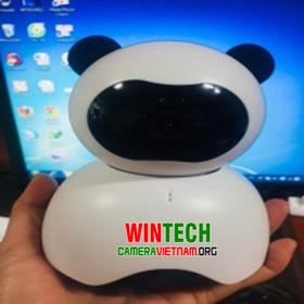 Camera ip wifi WinTech QC10 độ phân giải 20MP giá sỉ