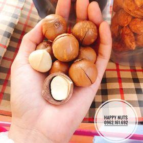 HẠT MẮC CA SẤY- HAPPY NUTS