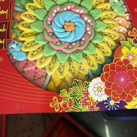 Hộp kẹo dẻo trái cây - Làm quà cho các bé - Quà Tết tình thân - Bao rẻ nhất thị trường giá sỉ